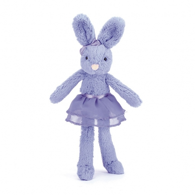 Jellycat - Przytulanka Króliczek Baletnica Bluebell
