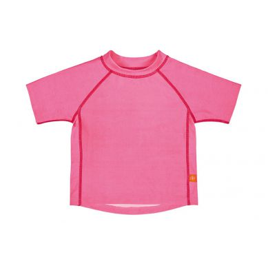 Lassig - Koszulka T-shirt do Pływania Light Pink UV 50+ 0-6m