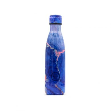Cool Bottles - Butelka Termiczna 500 ml Triple Cool Liquid Blue