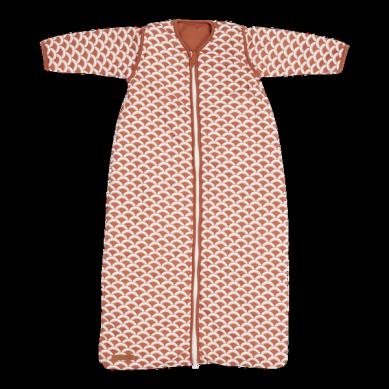Little Dutch - Śpiworek do Spania z Odpinanymi Rękawkami 90 cm Sunrise Rust