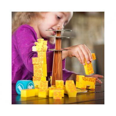 Fat Brain Toys - Gra Głodne Żyrafy