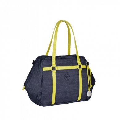 Laessig - Green Label Torba Denim Blue