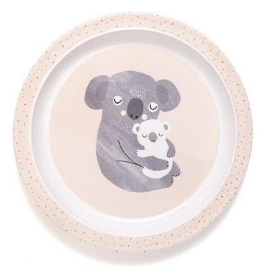 Petit Monkey - Talerz z Melaminy Koala