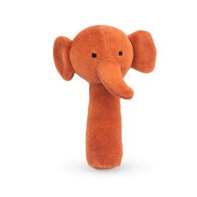 Jollein - Grzechotka Miękka Elephant Rust