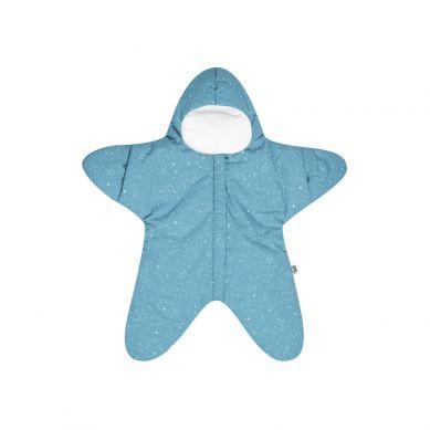 Baby Bites - Kombinezon Zimowy Star 3-6m Turquoise