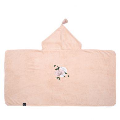 La Millou - Ręcznik Kąpielowy Bamboo Kid by Małgorzata Rozenek Powder Pink Lady Peony