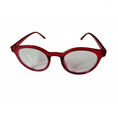 Elle Porte - Okulary z Filtrem Niebieskiego Światła Blue Light Red 3-12 lat