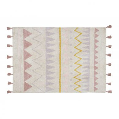Lorena Canals - Dywan do Prania w Pralce Azteca Natural - Vintage Nude 120x160 cm