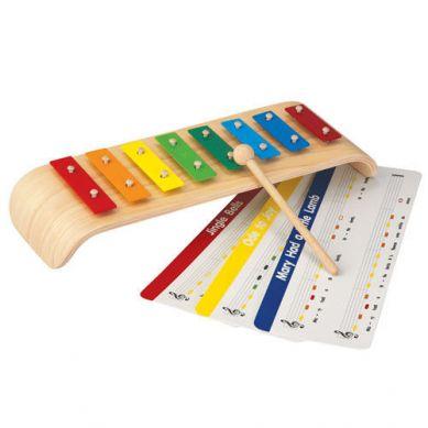 Plan Toys - Drewniany Ksylofon