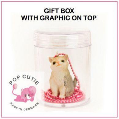 Pop Cutie - Wisiorek Kolekcjonerski Panda