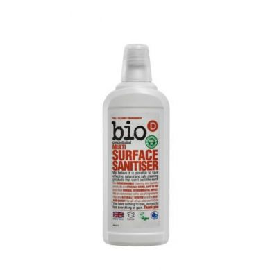 Bio-D - Skoncentrowany Środek do Czyszczenia Różnych Powierzchni 750 ml