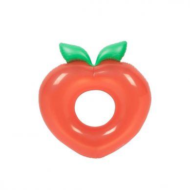 Sunnylife - Dmuchane Koło do Pływania Peach