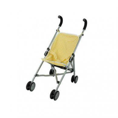 Barrutoys - Wózek Spacerówka Florence Żółty