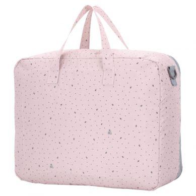 My Bag's - Torba Weekend Bag Leaf Pink