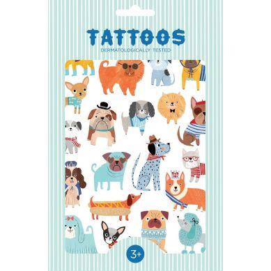 Petit Monkey - Zestaw Tatuaży Dogs