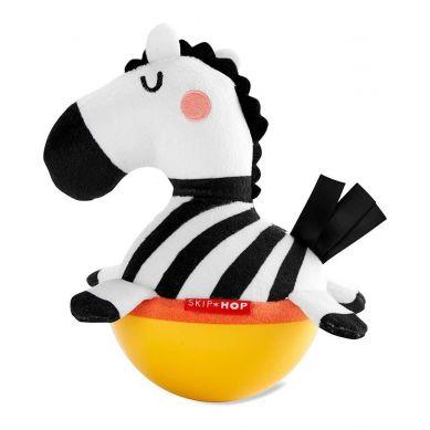 Skip Hop - Wańka Wstańka Zebra ABC & Me