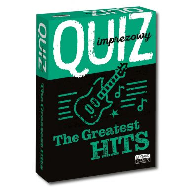 Edgard Games - Quiz Imprezowy The Greatests Hits 12+