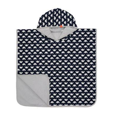 Lassig - Ręcznik Poncho 120x60 UV 50+ Viking
