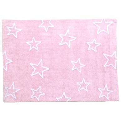Lorena Canals - Dywan do Prania w Pralce Estrellas Pink