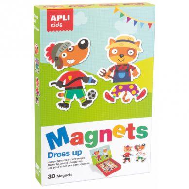 Apli Kids - Magnetyczna Układanka Postacie