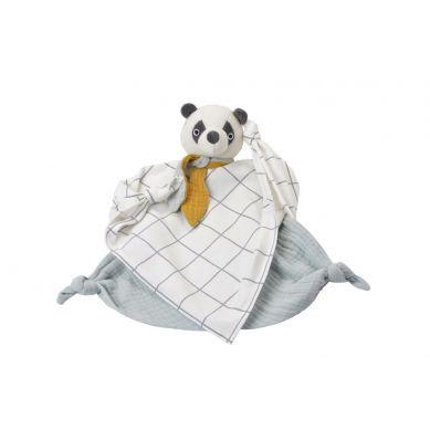 Kikadu - Przytulanka-Pieluszka Panda