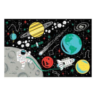 Mudpuppy - Puzzle Świecące w Ciemności Kosmos