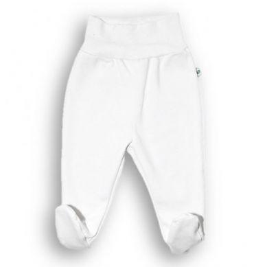 Nanaf Organic - Półśpiochy Basic Białe 44cm
