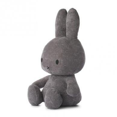 Miffy - Przytulanka Corduroy Grey 50cm