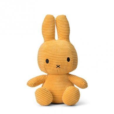 Miffy - Przytulanka Corduroy Yellow 33cm