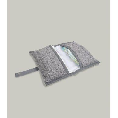 Muzpony - Etui na pieluszki i chusteczki dla niemowląt Malmo