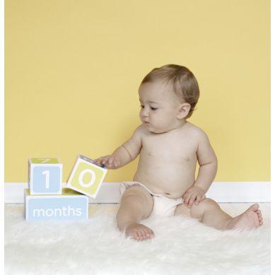 Pearhead - Kostki z Dniami, Tygodniami, Miesiącami i Latami dla Chłopca