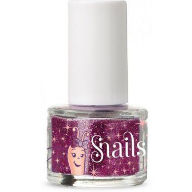 Snails - Brokat do Paznokci Purple Red Glitter