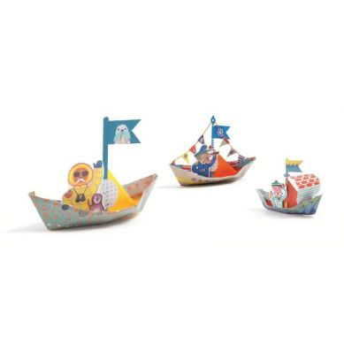 Djeco - Origami Łódki