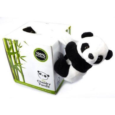 Cheeky Panda - Chusteczki Kosmetyczne Uniwersalne Pudełko Kostka 56 szt.