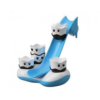Fat Brain Toys - Wesołe Pingwiny Zabawka Kąpielowa
