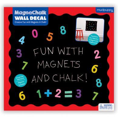 Mudpuppy - Tablica Magnetyczna z Magnesami 123