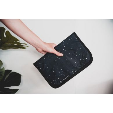 My Bag's - Etui na Dokumenty Confetti Black