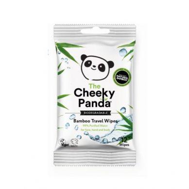Cheeky Panda - Chusteczki Nawilżane dla Dzieci Mini 12szt