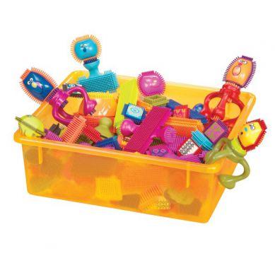 """B.Toys - Klocki """"Jeżyki"""" z Buźkami"""