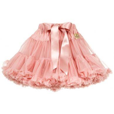 La Vashka - Spódniczka Pudrowy Róż S 4-6 lat
