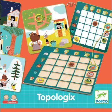 Djeco - Eduludo TOPOLOGIX 4+