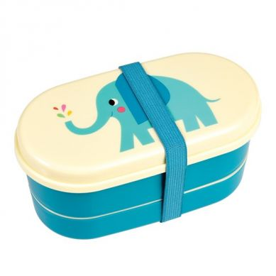 Rex - Dwupoziomowy Lunchbox Elvis the Elephant