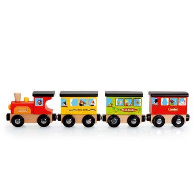 Scratch - Magentyczny Pociąg Podróż