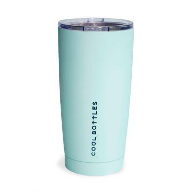 Cool Bottles - Kubek Termiczny 550 ml Pastel Sky