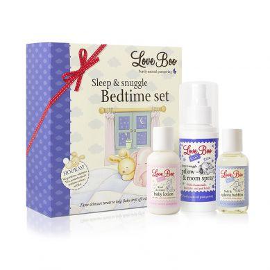 Love Boo - Zestaw Prezentowy Bedtime