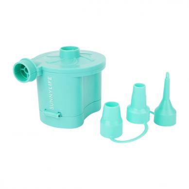 Sunnylife - Pompka Elektryczna Turquoise