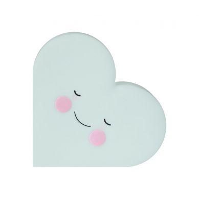 Eef Lillemor - Lampka Heart Mint Green
