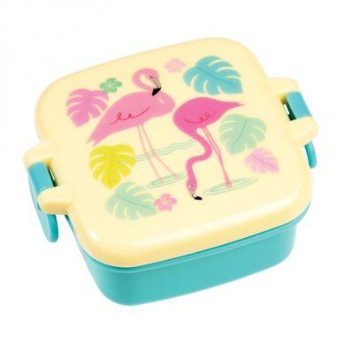 Rex - Pudełeczko na Przekąski Flamingo