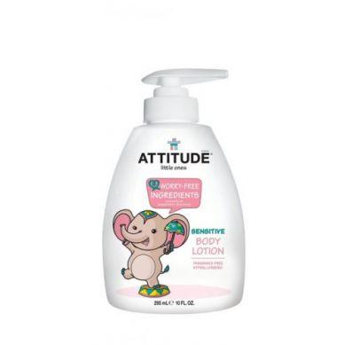 Attitude - Balsam do Ciała dla Dzieci Bezzapachowy 300 ml