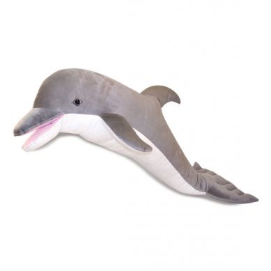 Melissa & Doug - Duża Przytulanka Dolphin
